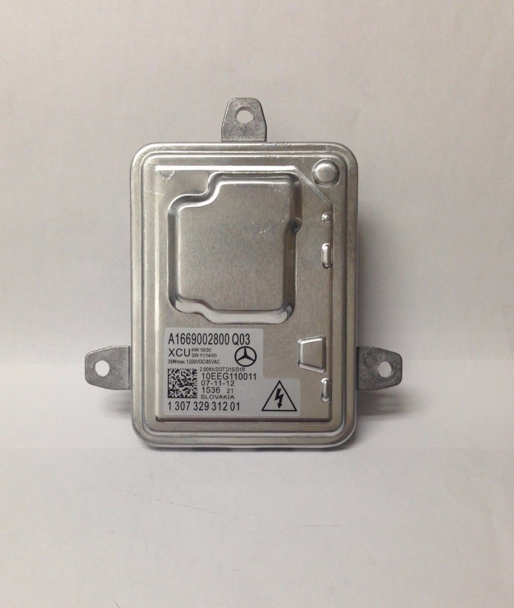 Controller Ballast Xenon Compatible B-osch 130732931201 A1669002800 Q03 M-ercedes