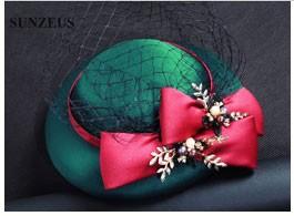 bridal hats 2