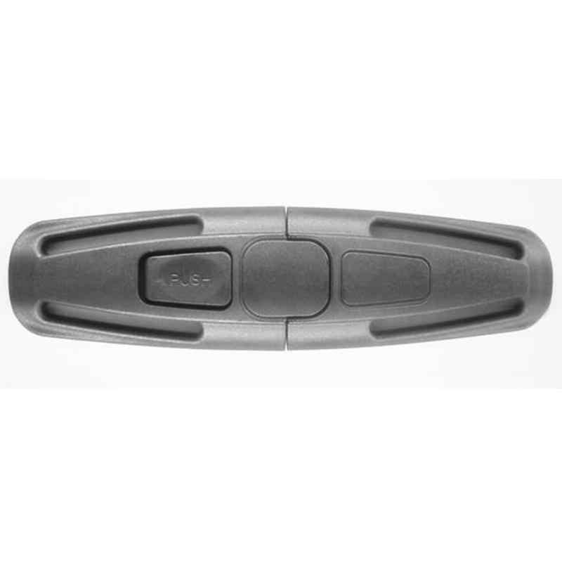 Nuevo cinturón de algodón auxiliar de fijación de la cabeza del asiento de seguridad del coche del niño asiento