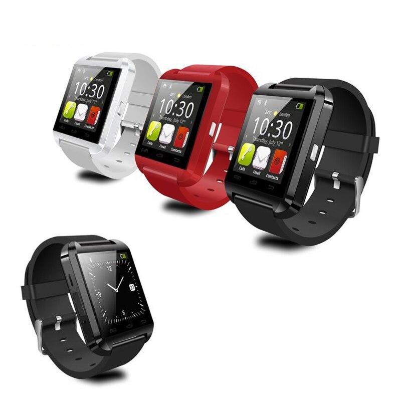 imágenes para Inteligente Reloj del Barómetro del Altímetro Del reloj del relogio Deporte Bluetooth Smartwatch para Android/Ios/Iphone PK Smartwacht GT08/DZ09/Xaiomi