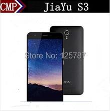 Original JiaYu S3 S3 + 4G LTE FDD Teléfono Móvil MTK6753 Octa Core Android 5.1 5.5 Pulgadas IPS 1920X1080 3 GB RAM 16 GB ROM 13.0MP NFC