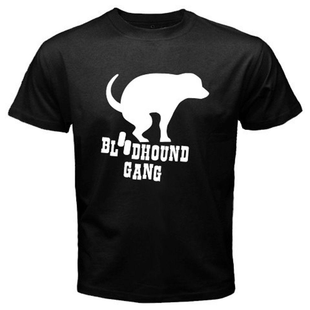 Tee Shirt Ideas O Neck Funny Short Sleeve New BLOODHOUND ...