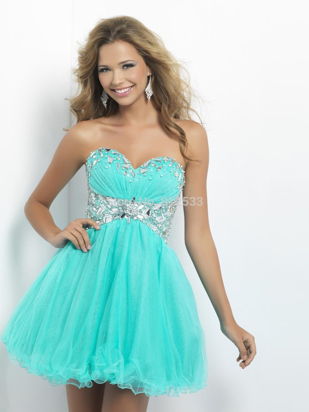 Prom Dresses For Teens Short Pink Light Cheap Plus Size Under ...