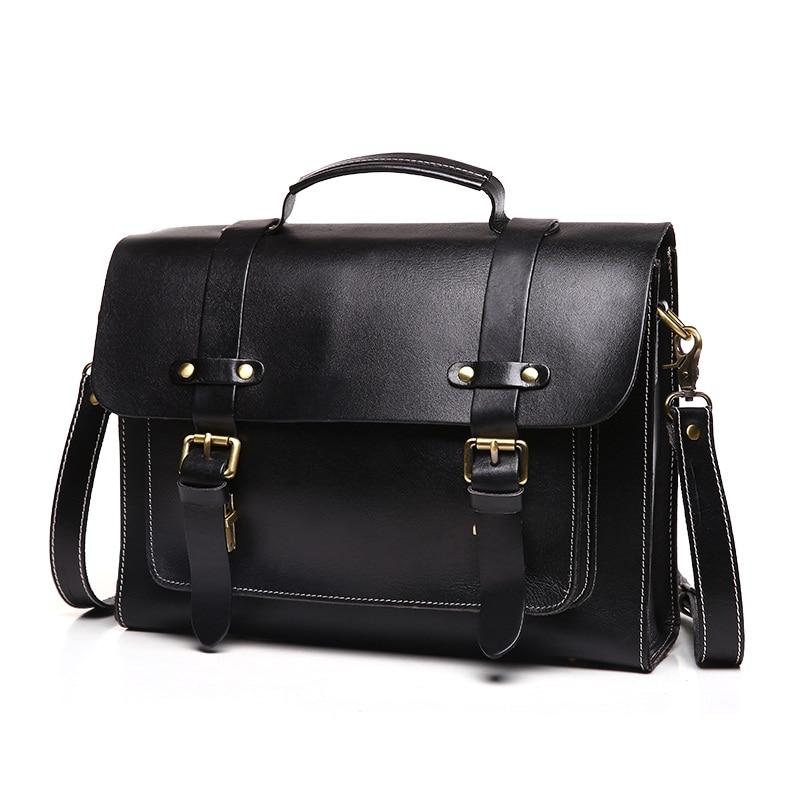 da mala do vintage Composição : Cow Leather