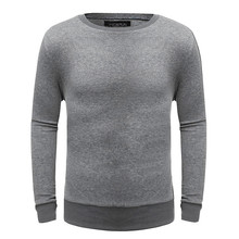 Cashmere Sweater Men 2017 Winter Warm Mens Sweaters O-Neck Wool Pullover Men Knitwear Solid Color Pull Plus Size Pullovers