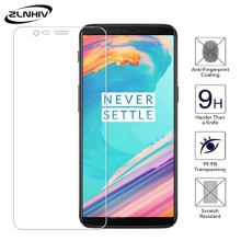 ZLNHIV protective film for oneplus 7 pro 6 6T 5 5T 3 3T tempered glass for oneplus 3t glass smartphone phone screen protector