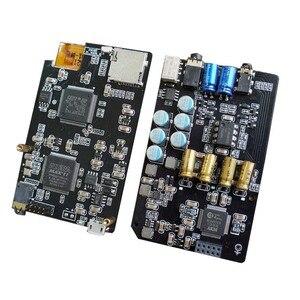 Image 2 - Zishan AK4497EQ 16G DSD bezstratne słuchawki hi fi wzmacniacz DAC muisc odtwarzacz MP3 2.5 współosiowe Z1Z2Z3 z1z3 z1z3 C5 005