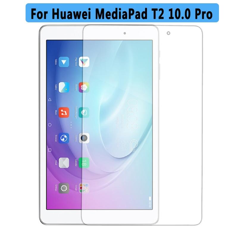 Prime Anti-Déflagrant En Verre Trempé Pour Huawei Mediapad T2 10.0 Pro Tablet Écran Protecteur Pour Huawei Mediapad T2 10.0 pro