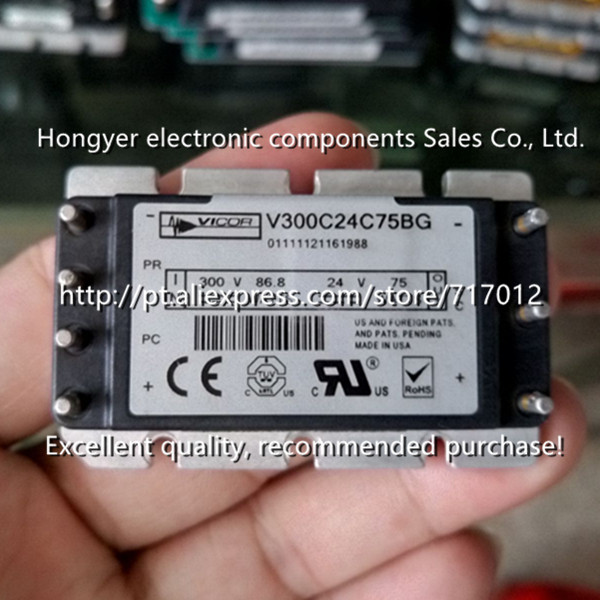 Free Shipping VI-JT0-CY DC/DC: 300V-24V-75W No New(Old components,Good quality) ,Can directly buy or contact the seller.