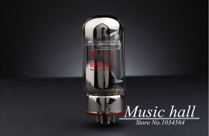 Douk Audio Shuguang 6550A-98(replacing KT88 6550B) Audio Vacuum Tube 1PCS for tube amplifier Free Shipping music hall shuguang natural sound 12ax7 t audio vacuum tube valve with gold pins 1pcs for tube amplifier