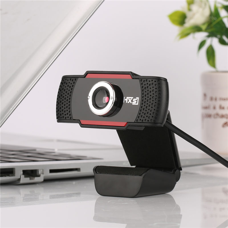 Web cam usb microphone webcam hd 300 megapixel pc camera for Camera tv web