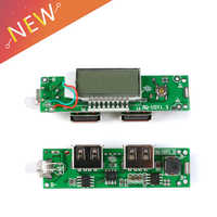 5V 1A 2A Dual USB Mobile Power Bank Charger Module Digital LCD Display 18650 Lithium Battery Charging Board For Phone