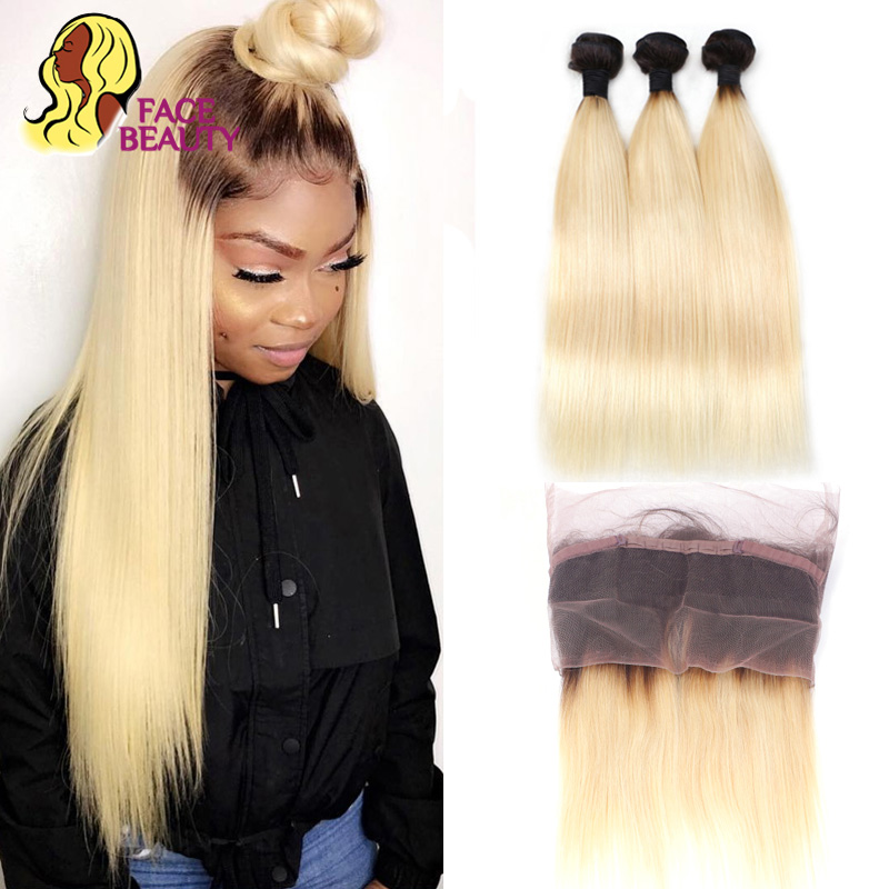 Hair Extensions & Wigs Lace Wigs Nice Guanyuhair Blonde Wig Human Hair Straight Peruvian Remy Hair Pre Plucked Lace Front Wig With Baby Hair Free Part Selling Well All Over The World