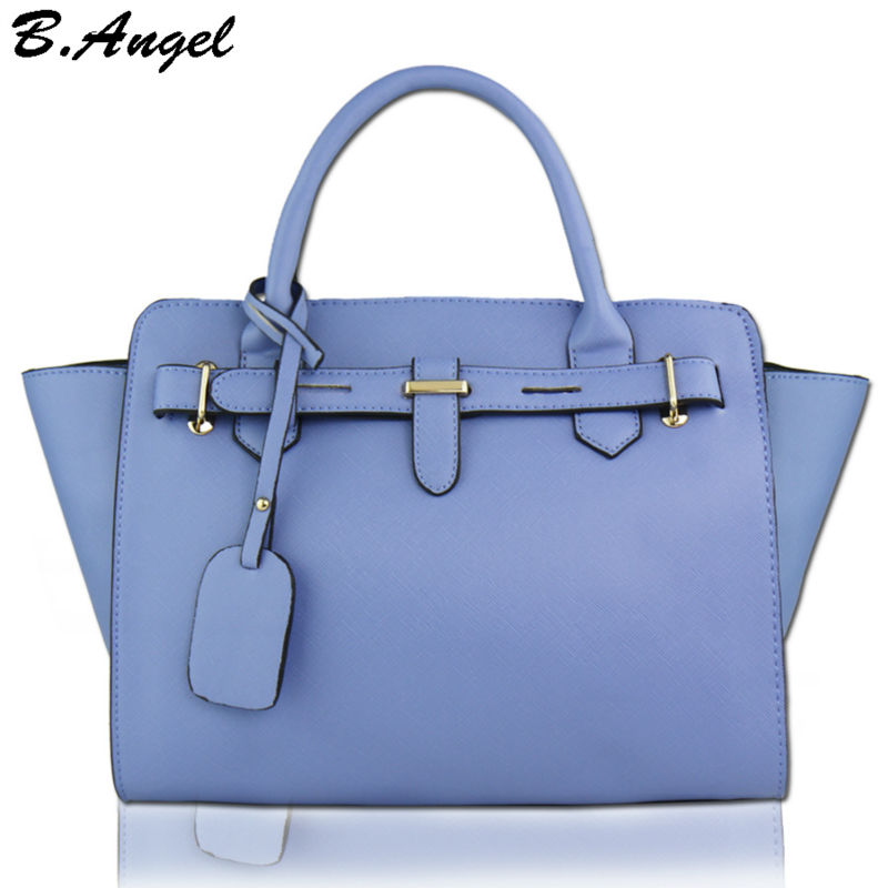 High-quality-candy-color-women-handbag-fashion-women-messenger-bag-lady-office-bag-brand-designer-tote