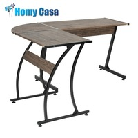 HOMY CASA laptop support computer desk furniture office desk for office