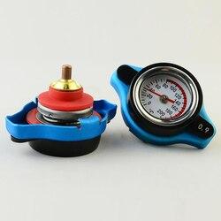 1 sztuka PSI samochód wyścigowy motoryzacja chłodnica wskaźnik temperatury wody wskaźnik temperatury 0.9Bar