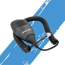 Mag Een Door Motorola Nieuwe 8 Pin Speaker Mic Microfoon Voor Motorola GM300 GM338 GM950 Auto Mobiele Radio