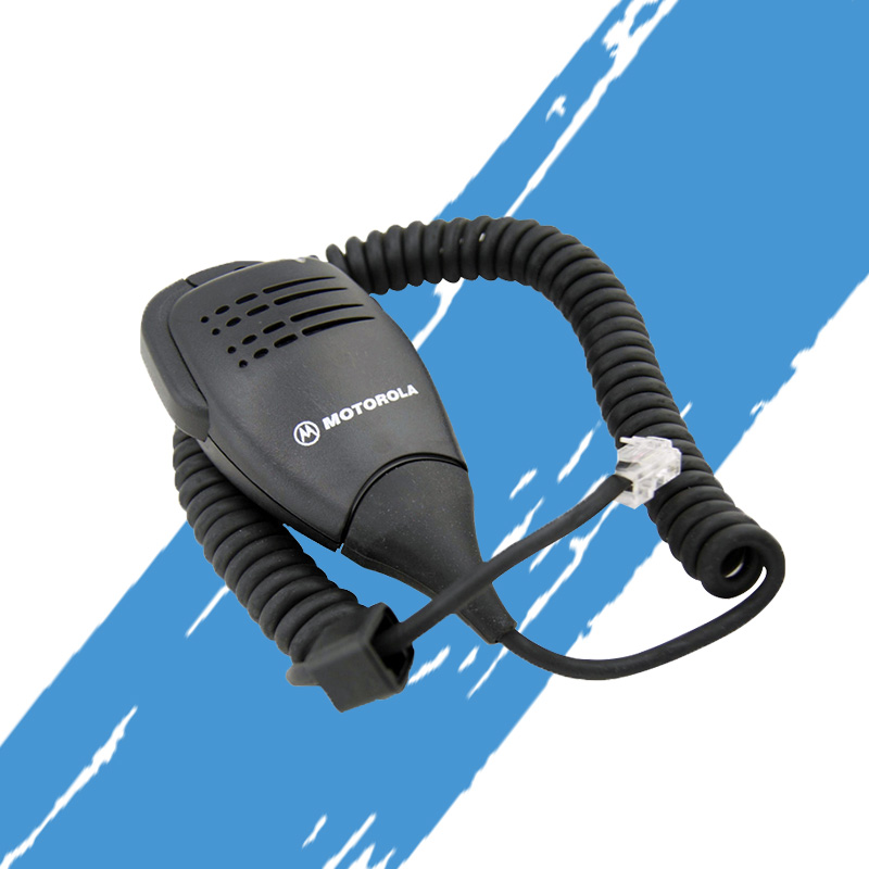 Mag One By Motorola New 8 Pin Speaker Mic Microphone For Motorola GM300 GM338 GM950 Car Mobile Radio