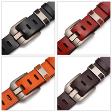 Men's Pin Buckle Genuine Leather High Quality Retro Style Belt