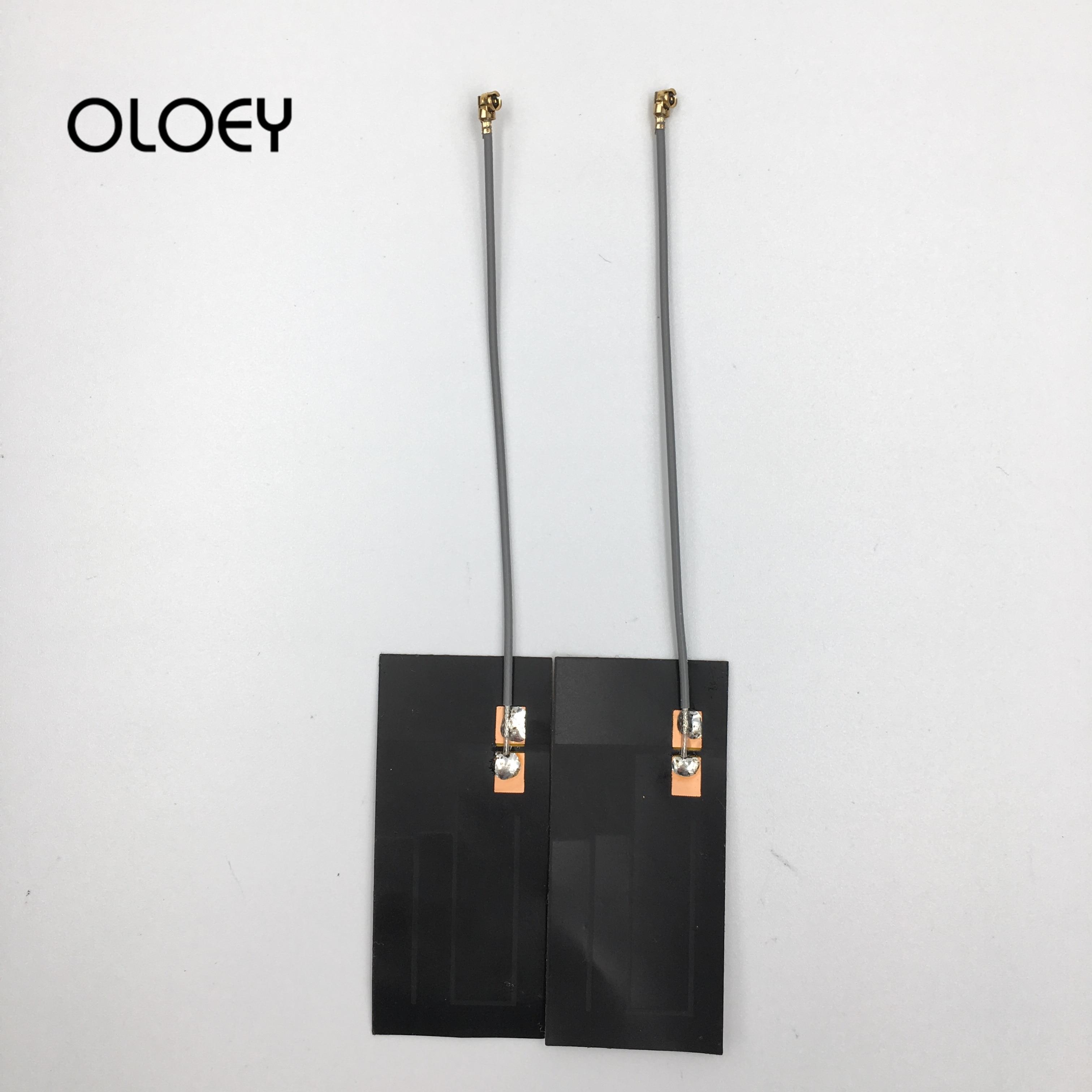 LT EAntenna, NBIOT Antenna, WCDMA Antenna,Flexible Antenna FPC Antenna, Built-in Antenna, Black Type, Cable Length: 10cm