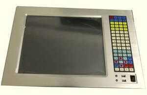 Image 2 - ラックマウント産業用コンピュータ、 15 インチ液晶、 Q87 チップセット、 LGA1150 CPU 、 5 * COM 、 4 * USB3.0 、ラックマウント産業用パネル pc