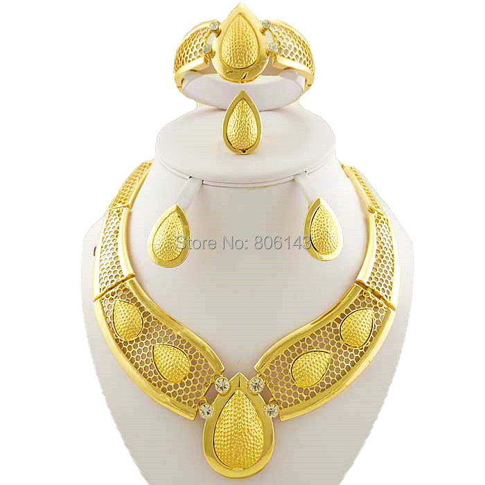 Online Shop new design african jewelry sets african necklace african ...