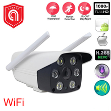 Home Security IP Camera 1080P Wireless Smart WiFi Mini Outdoor Waterproof Full HD Night Vision PTZ