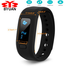 Moving up2 Fitness Tracker Bluetooth Smartband Sport Bracelet Smart Band Wristband Pedometer For iPhone IOS Android Smart Watch