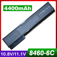 Battery For HP QK639AA QK640AA QK642AA QK643AA ST09 6360T For EliteBook 8460p 8470p 8470w 8560p