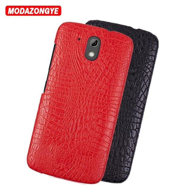 For HTC Desire 526 Case HTC Desire 526G Case Hard Cover PU Leather Phone Case For HTC Desire 326G / Desire 526 526G Dual Sim