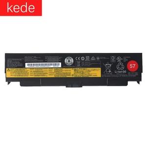 kede Laptop battery For Lenovo ThinkPad T440P T540P W540 L440 L540 W541 45N1144 45N1769 45N1145 45N1148 10.8V 48Wh 6 core