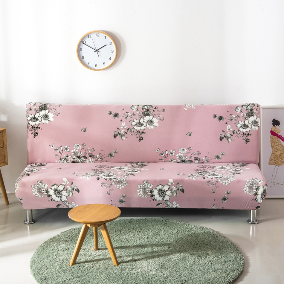 Aliexpress Com Buy Polyester Flowers Couch Sofa Covers