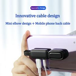 2 w 1 z powrotem kabel do telefonu komórkowego kabel adapter szybka ładowarka do iphone oświetlenie do 3.5mm jack słuchawki adapter z stojak na telefon