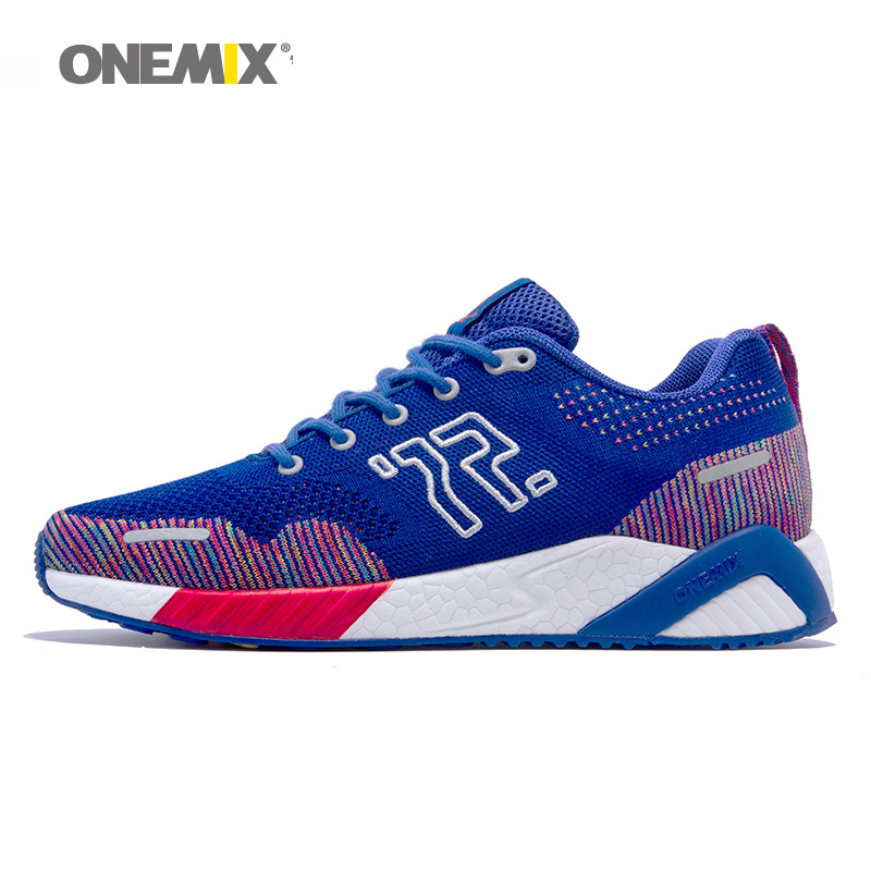 2019 Man Running Shoes For Men Run Sports Shoe Monkey King Blue Retro Classic Athletic Trainers