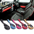 Brand New Leather Material Key Protected Mini Ray Style Car Key Bag For mini cooper F56 F55 Only(1 Pcs/set)