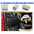 New 2016 Hot Sales 1pcs for V-W CC B7L passat special steps leaps rearview mirror folding window module obd fast shipping