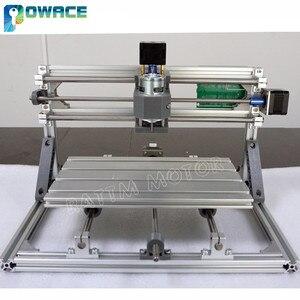 Image 5 - Máquina de grabado láser, USB 3018, controlador GRBL, 3 ejes, CNC, 30x18x4,5 cm, Pcb, Pvc, fresadora de madera