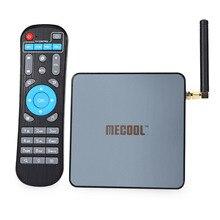 Mesuvida MECOOL BB2 Amlogic S912 Octa ядро Cortex-A53 РУКА 2 Г ROM 16 Г Android 6.0 TV Box WiFi 2.4 Г/5.8 Г H.265 4 К Умный Игрок