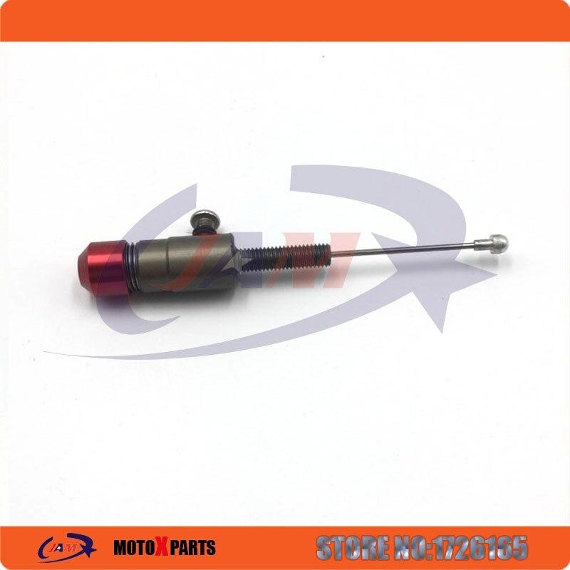 CNC Aluminum Hydraulic Clutch parts master cylinder pump for Dirt Pit Bike ATV quad Monkey Bike Motorcycle Free shipping