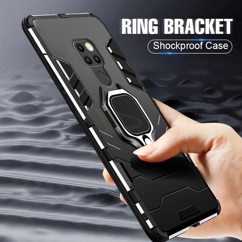 low priced a1645 5038f US $2.59 10% OFF|Aliexpress.com : Buy Luxury Armor Full Shockproof Case For  Huawei Mate 20 Pro P20 Lite Phone Cover On The For Huawei Honor 8X Max Car  ...