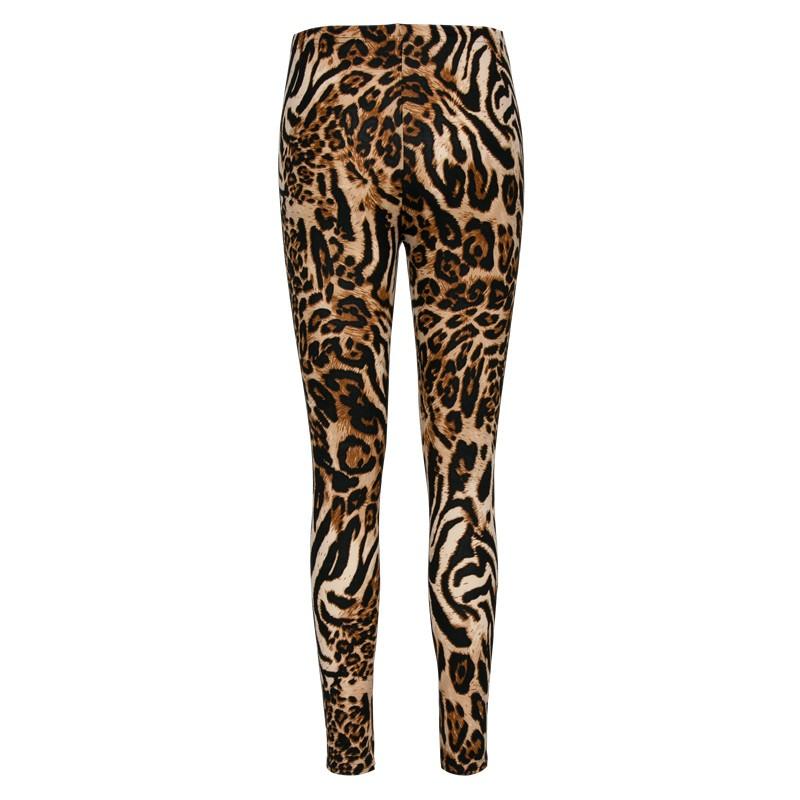 Multiple Leopard Leggings Print Fashion Skinny Pants Womens Leggins 17 Elastic Calca Legging Feminina Workout Sale HDDK0011 8