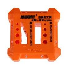 Высокое Качество Magnetizer Размагничивания Для Отвертка Советы Отверток Магнитный Ремонт Инструмент BS