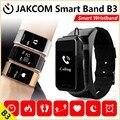 Jakcom b3 smart watch novo produto de pulseiras como jw86 relógio da frequência cardíaca e da pressão arterial de saúde pulseira
