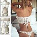 Sexy Ropa Interior de La Muñeca de Las Mujeres ropa de Dormir Vestido de Encaje de la Ropa Interior G-string Ropa de Dormir