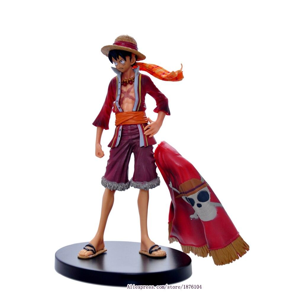 Figuras de Ação e Toy luffy teatral edição action figure Número da Serie Mfg : Modelo