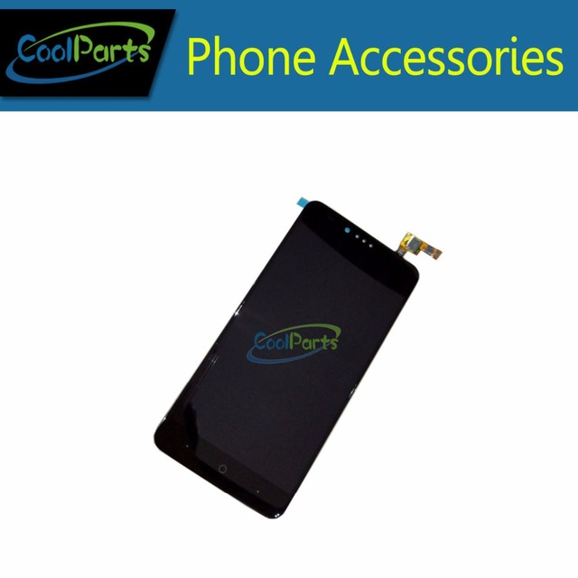 High Quality Black Color For ZTE Blade Z981 LCD Display and Touch Screen Digitizer 1pc/Lot.