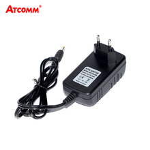DC 12V 3A LED Power Adapter AC 110V-240V To DC 12V LED Strip Light Converter Charger Power Supply Apply to 5050 2835 LED Strip