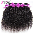 UNice Hair 7A Brazilian Curly Virgin Hair 4PCS Cheap Brazilian Virgin Hair Weave Bundles Ali Brazilian Kinky Curly Virgin Hair