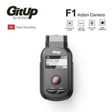 New GitUp F1 WiFi 4K 3840x2160p Sport Action Camera Video Dash Cam Ultra HD  Time Lapse Outdoor Cycling Camcorder Loop Recorder