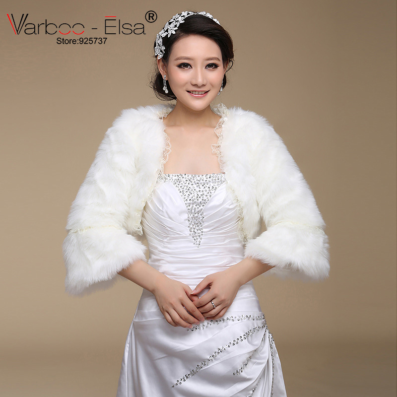 Online Get Cheap Wedding Dress Coats Aliexpress Com Alibaba Group